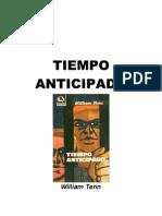 Tenn, William - Tiempo Anticipado