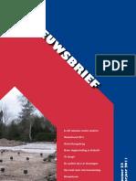 www.SimpelHuishoudboekje.org in Bewonersblad van woningcorporatie Woonstede