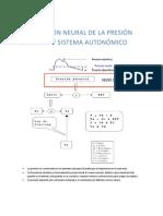Regulacion Neural de La Presion Arterial Ysistema Autonomico