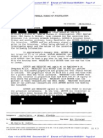 FBI Interview of Veldora Arthur