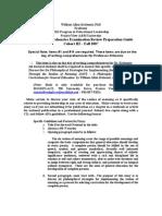 Study Guide Com Exam Cohort III