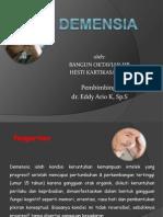 DEMENSIA BANGUN