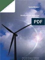 Windkaart Van Nederland-100m