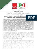 """""""L'Italia è in ritardo con lo sviluppo della banda larga"""""""