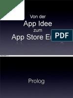 Von der App Idee zum App Store Erfolg