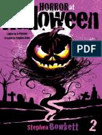 Horror at Halloween II - Stephen Bowkett