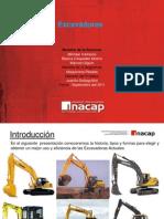 Excavadora- Maquinaria-943