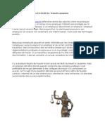 Avocat Droit Du Travail Lausanne 3
