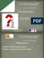 Trabalho de grupo PI-Discriminação Etária