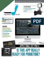 Digital Video August 2011