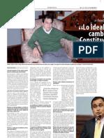 Entrevista Freddy Otárola