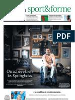 On achève bien les Springboks (Le Monde, 8 septembre 2011)