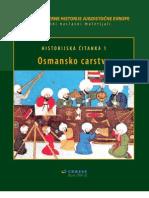 Osmansko carstvo-historijska čitanka 1