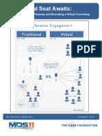 Virtual Convening Report