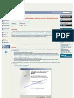 Instalação da Active directory