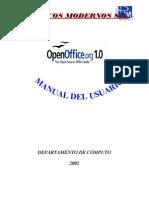 Manual de Open Office