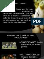 FACTORES DE RIESGO EN NIÑEZ INTERMEDIA