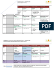 REN@EARTH Train the Trainer Schedule