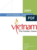 Global Marketing Strategies of Ayur