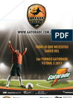 Instructivo Torneo Gatorade
