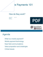 Mobile Payments 101 - With Audio