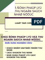 Chuong Luat Thu NSNN
