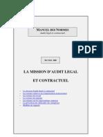 Manuel Des Normes d'Audit au Maroc
