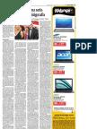Folha - 20111007 - Jobs revolucionou seis indústrias
