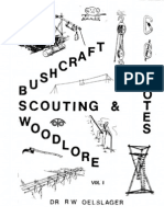 Bushcraft Scouting & Woodlore Notes