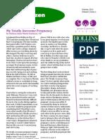 GWS Newsletter Fall 2011 FINAL