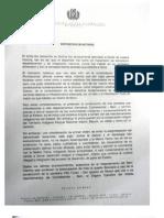Proyecto de Ley Nº 743 Suspensión  de la construcción del tramo II de la carretera  Villa Tunari - San Ignacio de Moxos