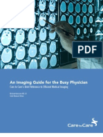 Imaging Guide for Busy Physician
