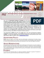 MIT Undergraduate Research Journal
