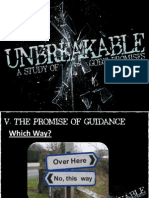 Unbreakable Week 5