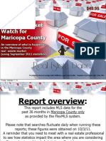 Monthly Market Watch for September 2011