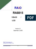 Ra8815 Simple Ds v21 Gb