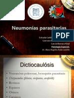 Neumonías parasitarias