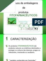 Residuos de Embalagens de Produtos Fitofarmaceuticos