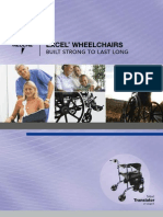 Front Line Mobility Medline Wheelchairs