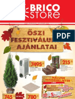 akciosujsag.hu - Brico Store, 2011.10.05-10.23