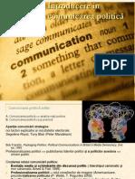 Introducere in comunicarea politică PRIMUL CURS