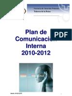 Plan Comunicacion Intern a 2010