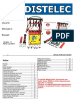 Manual Equipo de Limpieza de Inyector