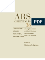 Canepa (2010) Theorizing Cross-Cultural Interaction [Ars Oriental Is]