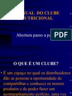 Manual de Abertura de Clubes 2