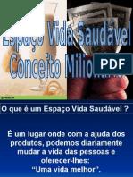 Seminário EVS Campo Grande > Seminário Espaço