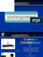 hidrostatica presentacin