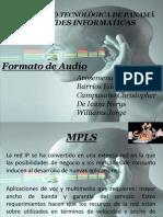 Charla de Audio