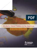 Alcohol Public Health Americas Spanish