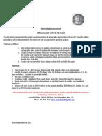 Internship Opportunity DU/JEFFCO